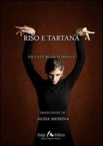Libro Riso e tartana Vicente Blasco Ibáñez