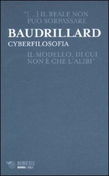 Recuperandoiltempo.it Cyberfilosofia Image