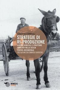 Strategie di ri-produzione. Aziende agricole e strutture familiari nella Sicilia centro-occidentale