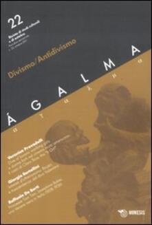 Ágalma. Vol. 22: Divismo e antidivismo..pdf