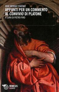 Appunti per un commento al Convivio di Platone