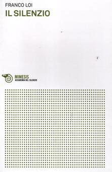 Collegiomercanzia.it Il silenzio Image