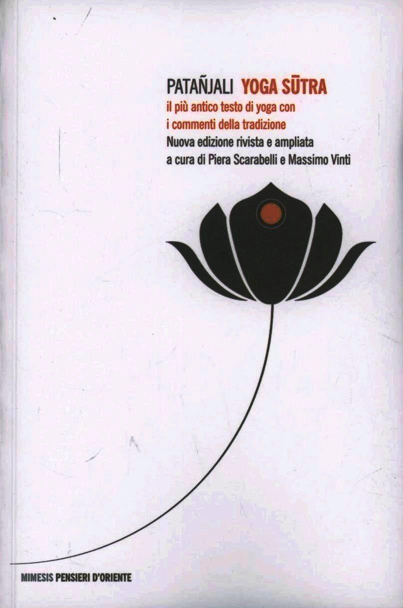 Image of Yoga sutra. Il più antico testo di yoga con i commenti della tradizione
