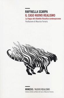 Il Caso nuovo realismo. La lingua del dibattito filosofico contemporaneo.pdf