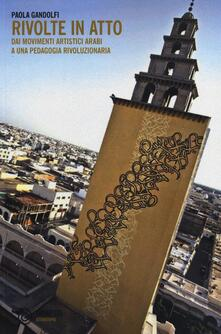 Antondemarirreguera.es Rivolte in atto. Dai movimenti artistici arabi a una pedagogia rivoluzionaria Image