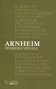 Libro Pensiero visuale Rudolf Arnheim