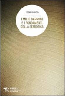 Emilio Garroni e i fondamenti della semiotica