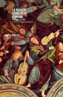 Nicocaradonna.it La musica come bene comune. Ontologia ed etica Image