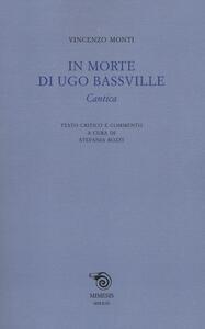 In morte di Ugo Bassville. Cantica