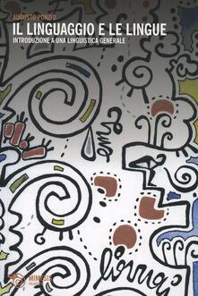 Steamcon.it Il linguaggio e le lingue. Introduzione a una linguistica generale Image