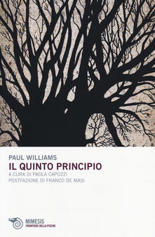 Il quinto principio - Paul Williams - copertina