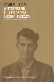 Antondemarirreguera.es Wittgenstein e la filosofia austro-tedesca Image