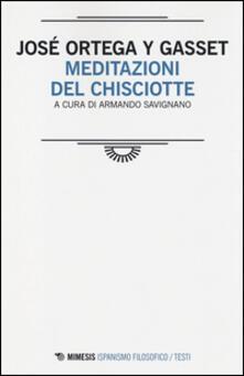 Ristorantezintonio.it Meditazioni del Chisciotte Image