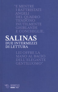 Foto Cover di Due intermezzi di lettura. Testo spagnolo a fronte, Libro di Pedro Salinas, edito da Mimesis