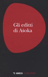 Gli editti di Asoka