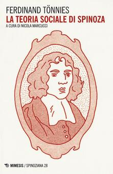 Premioquesti.it La teoria sociale di Spinoza Image