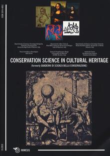 Lpgcsostenible.es Conservation science in cultural heritage (formerly Quaderni di scienza della conservazione) (2015). Vol. 15 Image