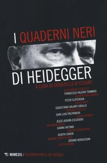 Atomicabionda-ilfilm.it I «quaderni neri» di Heidegger Image