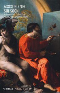 Libro Sui sogni Agostino Nifo