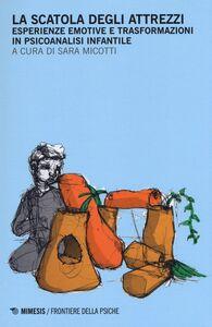 Libro La scatola degli attrezzi. Esperienze emotive e trasformazioni in psicoanalisi infantile
