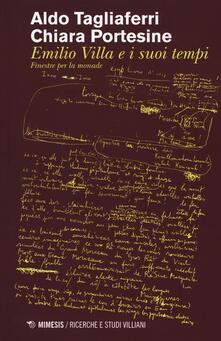 Squillogame.it Emilio Villa e i suoi tempi. Finestre per la monade Image