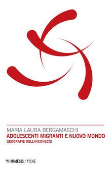 Radiospeed.it Adolescenti migranti e nuovo mondo. Geografie dell'inconscio Image