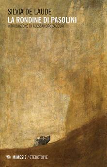 Winniearcher.com La rondine di Pasolini Image