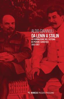 Da Lenin a Stalin. La formazione del sistema di potere sovietico 1923-1927.pdf