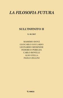 Daddyswing.es La filosofia futura (2017). Vol. 8: Sull'infinito II. Image