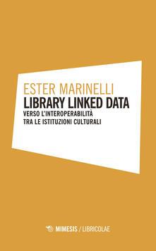 Voluntariadobaleares2014.es Library linked data. Verso l'interoperabilità tra le istituzioni culturali Image
