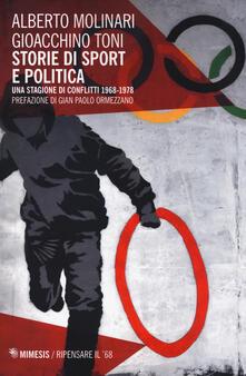 Antondemarirreguera.es Storie di sport e politica. Una stagione di conflitti 1968-1978 Image