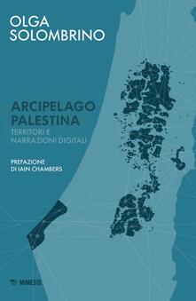 Steamcon.it Arcipelago Palestina. Territori e narrazioni digitali Image