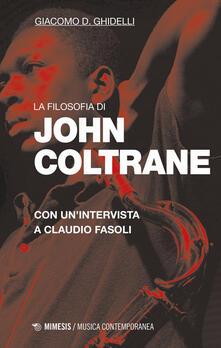 Ipabsantonioabatetrino.it La filosofia di John Coltrane. Con un'intervista a Claudio Fasoli Image