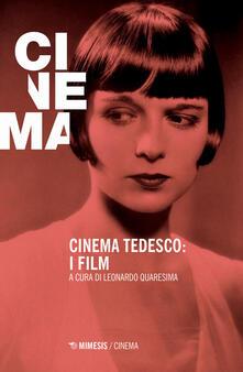 Antondemarirreguera.es Cinema tedesco: i film Image