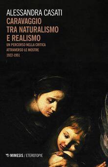 Amatigota.it Caravaggio tra naturalismo e realismo. Un percorso nella critica attraverso le mostre (1922-1951) Image
