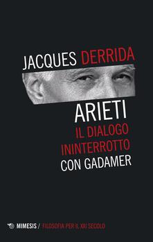 Equilibrifestival.it Arieti. Il dialogo ininterrotto con Gadamer Image