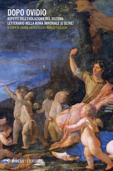 Warholgenova.it Dopo Ovidio. Aspetti dell'evoluzione del sistema letterario nella Roma imperiale (e oltre) Image