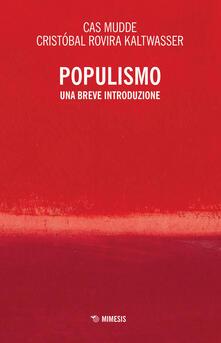 Festivalshakespeare.it Populismo. Una breve introduzione Image