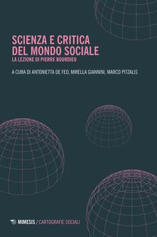 Tegliowinterrun.it Scienza e critica del mondo sociale. La lezione di Pierre Bourdieu Image