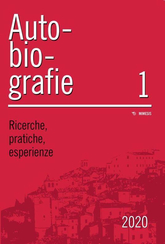 Autobiografie (2020). Vol. 1: Ricerche, pratiche, esperienze. - copertina