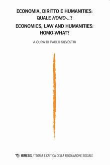 Ilmeglio-delweb.it Teoria e critica della regolazione sociale (2019). Vol. 2: Economia, diritto e humanities. Image