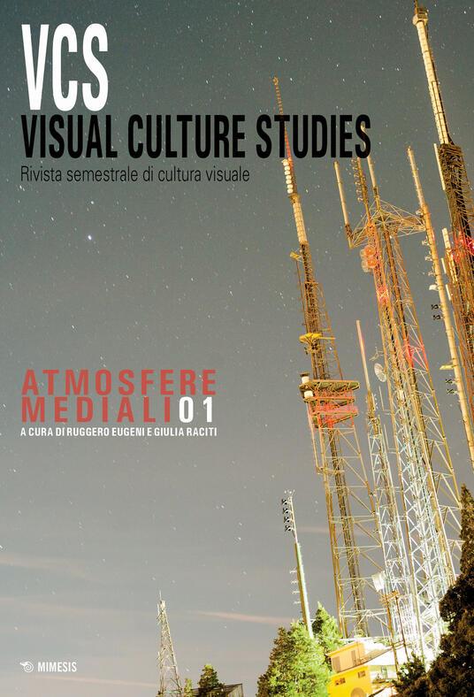 Visual culture studies. Rivista semestrale di cultura visuale (2020). Vol. 1: Atmosfere mediali. - copertina