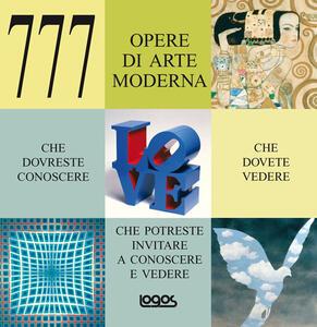 Settecentosettantasette opere di arte moderna. Ediz. multilingue
