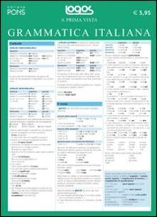 Antondemarirreguera.es A prima vista. Grammatica: italiano Image