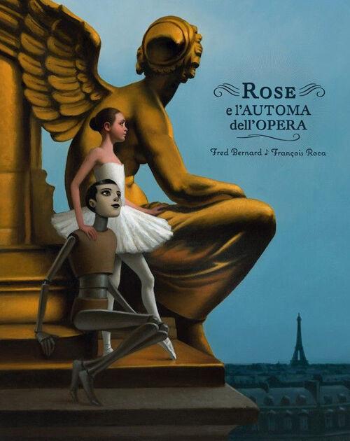 Rose e l'automa dell'Opera