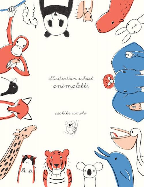 Illustrazion school. Animaletti