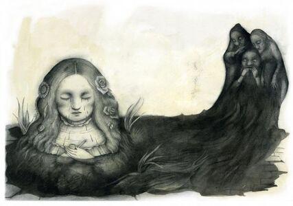 Libro Lacrimosa Ana Juan , Matz Mainka 4