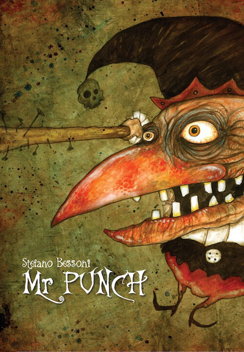 Mr Punch. Ediz. italiana e inglese