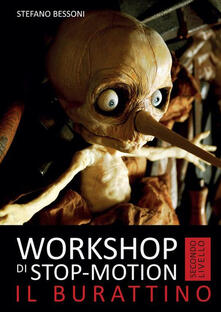 Voluntariadobaleares2014.es Workshop di stop-motion. Secondo livello. Il burattino Image