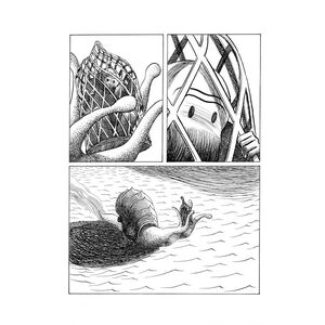 Libro Ghirlanda Jerry Kramsky , Lorenzo Mattotti 3